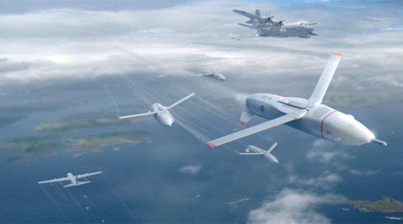 US military gives go ahead to 'Gremlin' drones